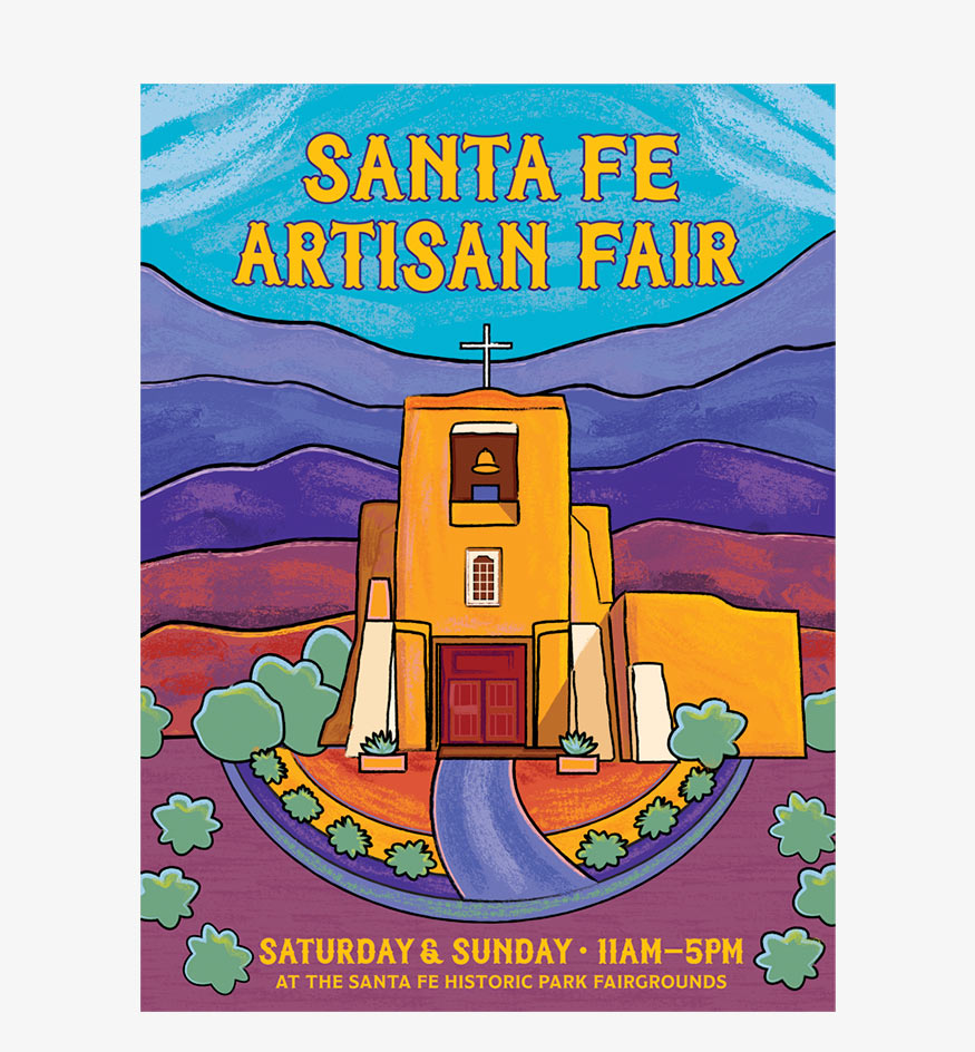 Grace and Frankie Season 4 Artisan Fair Poster