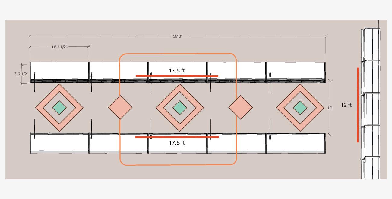Aspen Dental Grocery Floor Design