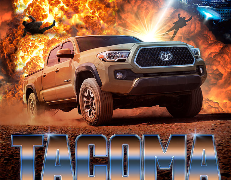 Biscuit Toyota Tacoma thumb