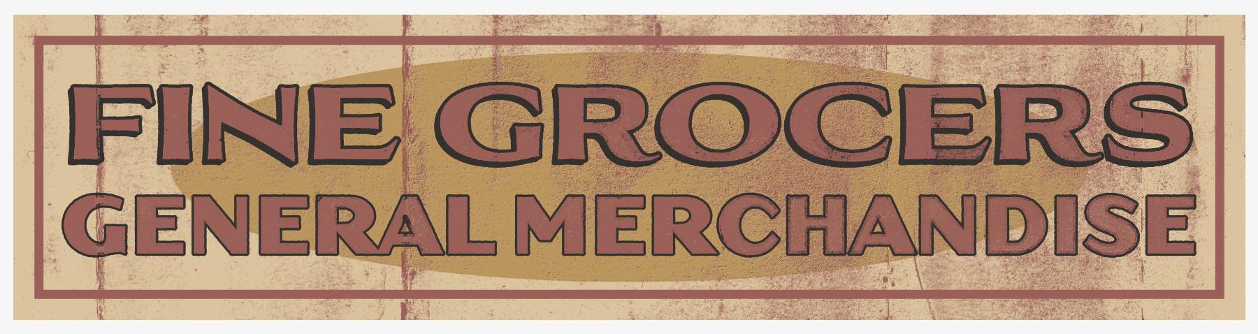 Wells Fargo Anthem - Period Signage