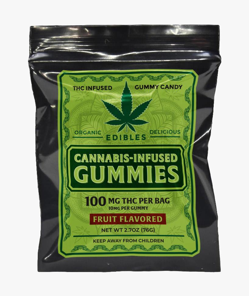 Grace and Frankie Season 5 - Cannabis Gummies