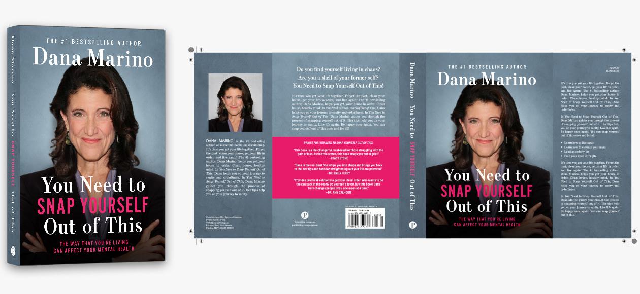 Grace and Frankie Season 5 - Dana Marino Book Design