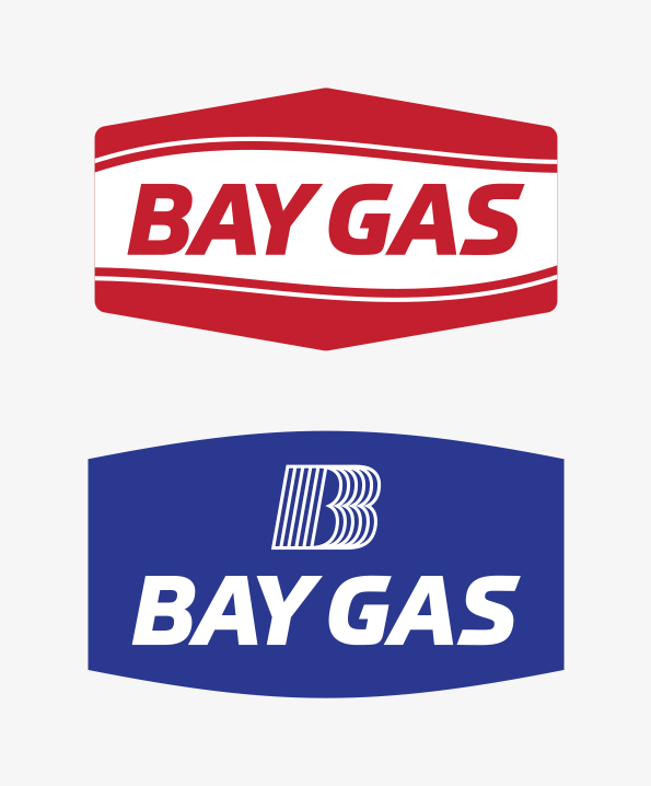 One Mississipi S1 Gas Station Logos