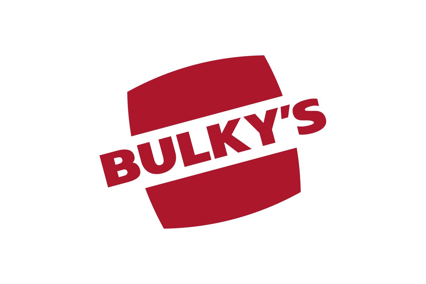 bulky's logo