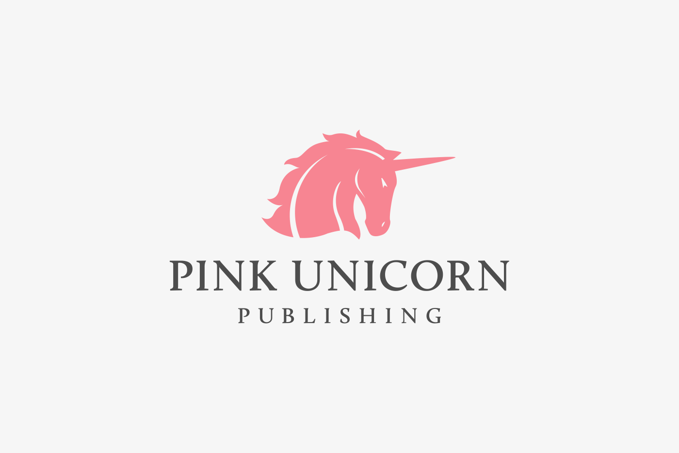Pink Unicorn Publishing Logo